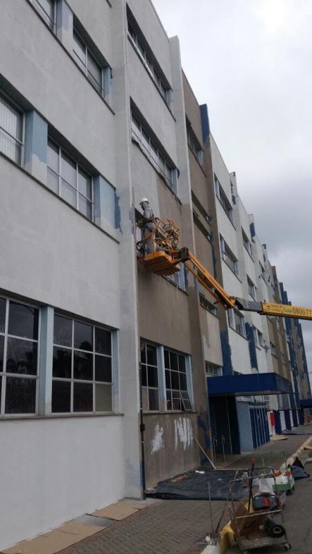 Empresas de reforma de fachadas sp