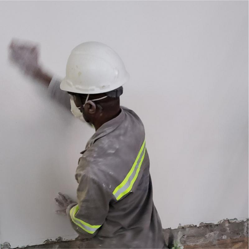 Pintura epóxi parede